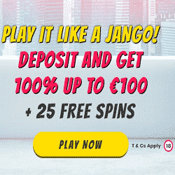 Play Jango Casino Welcome Offer