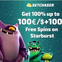 BetChaser Casino welcome offer