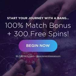 Genesis Casino welcome offer