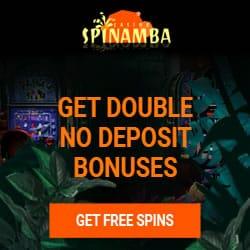 Spinamba Casino 50 free spins no deposit