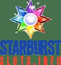 Starburst Slot Free Spins & Bonuses Logo